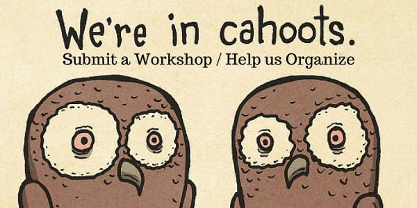 Submit a workshop - Deadline March 11