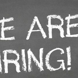 SCM is hiring for a new General Secretary – Deadline May 25