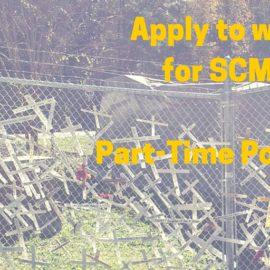 Hiring a Part-Time Coordinator- Deadline June 22