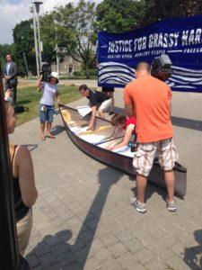 Grassy Canoe