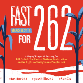 National Fast, March 6, C-262
